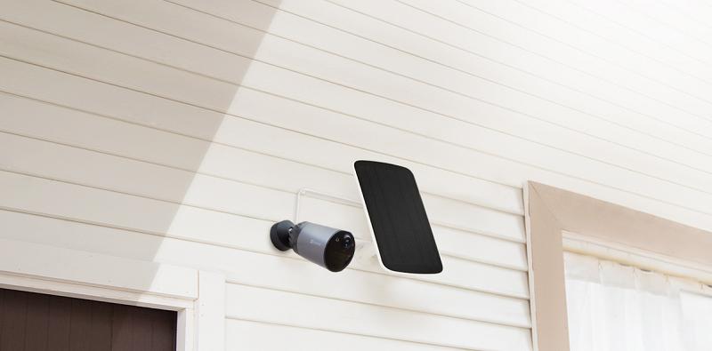 EZVIZ ra mắt camera pin sạc BC1C: bảo vệ 210 ngày chỉ với 1 lần sạc